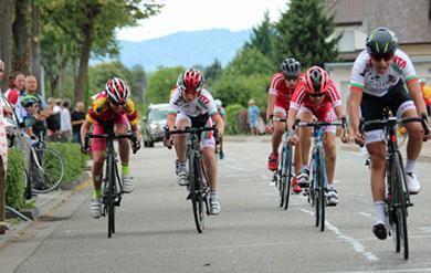 Nachwuchs beim Radklassiker in Reute